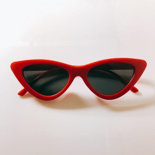 Eyewear♡フォックス01 レッド