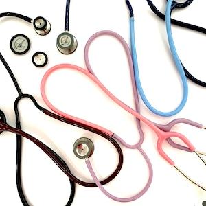 Angel Nurse ScopeⅡ  エンジェルナーススコープ2 教育用ダブルステート 聴診器  26.400円(税込)