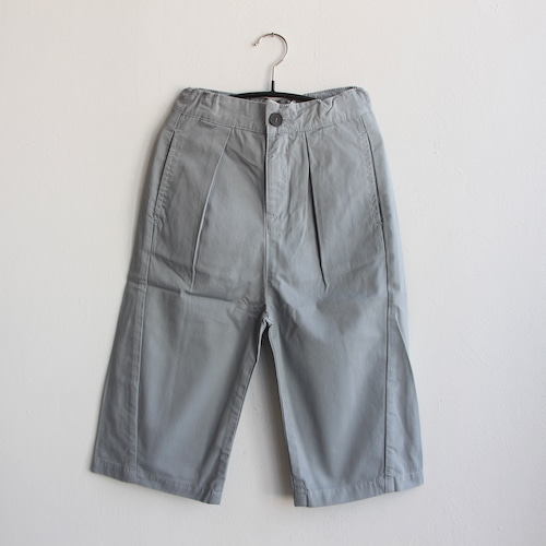 《main story 2021AW》Barrel Pant / Abyss