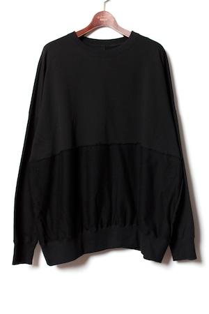 Switch Sweat Shirt -black <LSD-BA1T2>