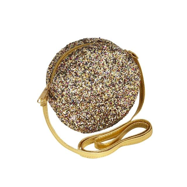 «即納» MIMI&LULA Lula round glitter bag グリッターバッグ