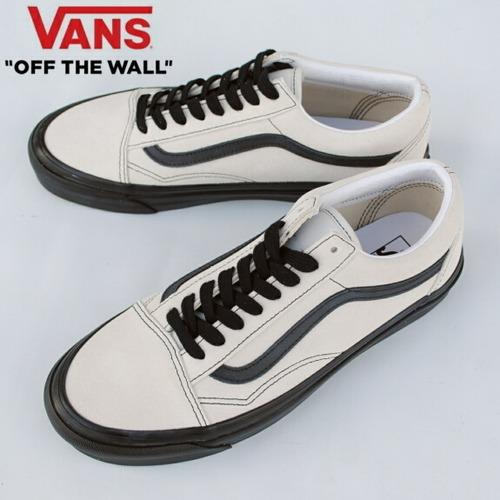 VANS バンズ ヴァンズ オールドスクール メンズ スニーカー Old Skool 36 Dx (Anahaim factory) og white black/og black