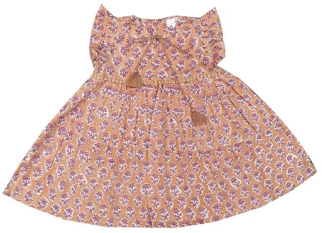 Alakai / Little Prairie Dress ~ Toffee