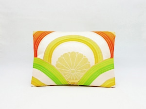 Clutch bag reversible〔一点物〕C083R
