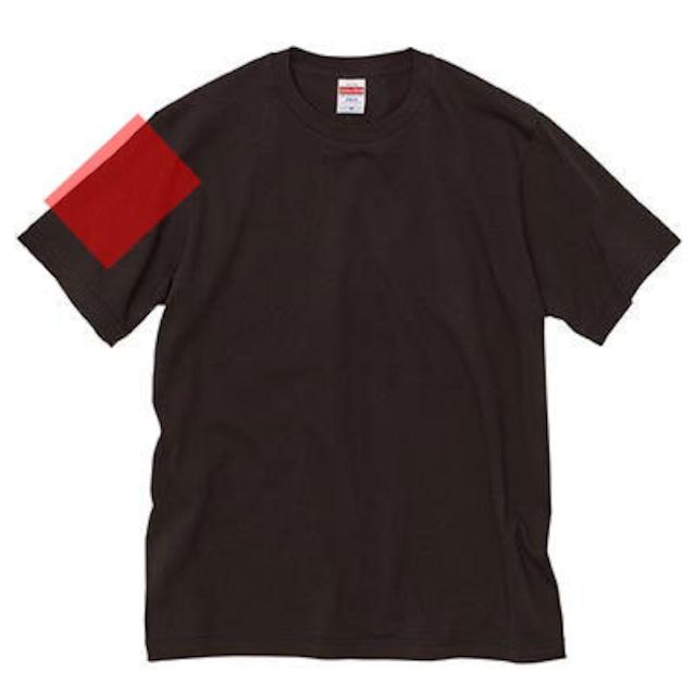 Tシャツ / 右袖