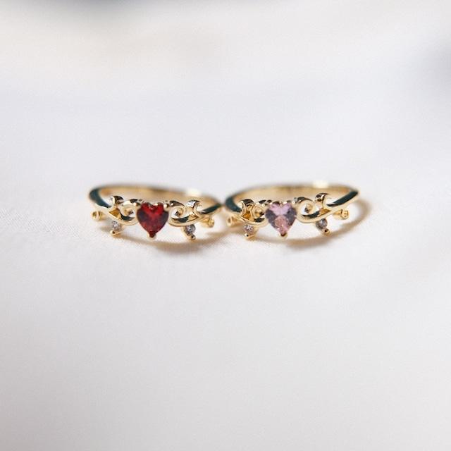 新入荷!80s Vintage Stock: The Charlotte Ring