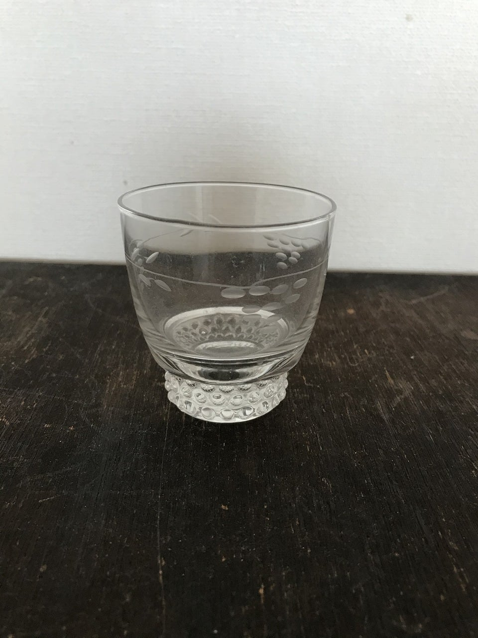 Paris 切子リキュールグラス