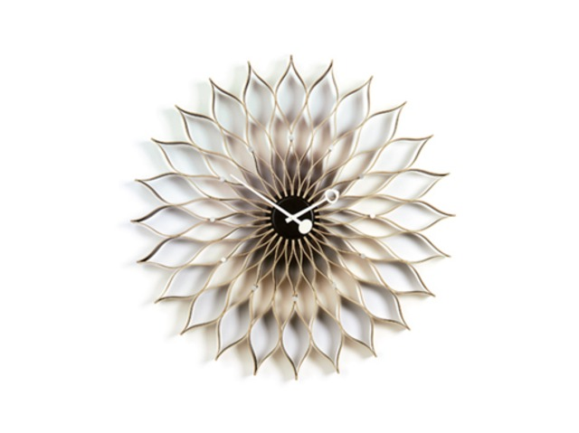 【Vitra Design Museum】Sunflower Clock
