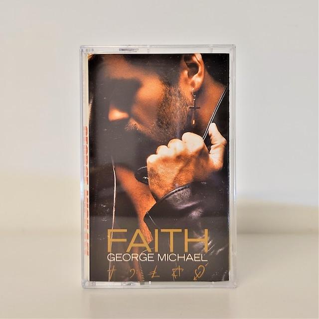 [中古カセット]  George Michael – Faith
