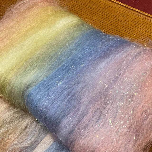 福袋F2021 手紡ぎ毛糸