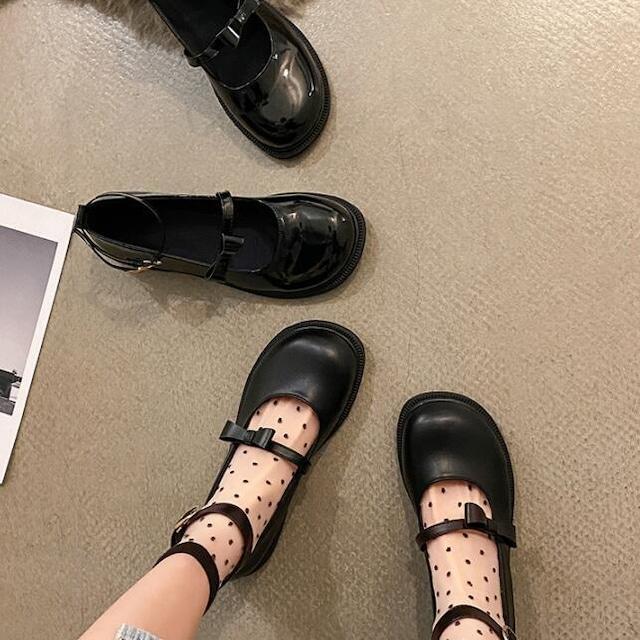 パンプス JKシューズ ダイヤ靴 2タイプ SHS582502