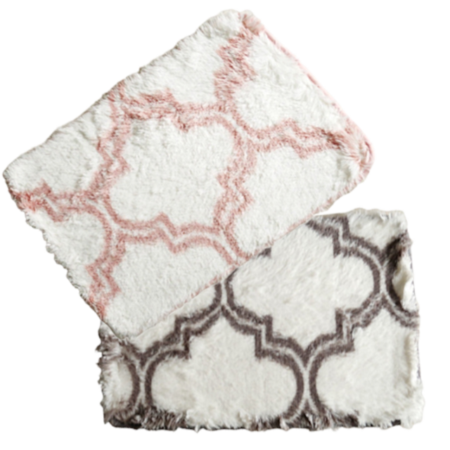 Moroccan pattern mat / モロッカン柄 マット