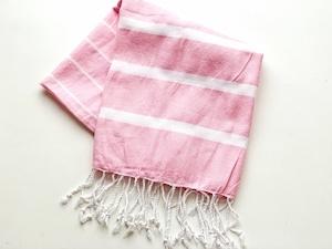 Hammam Towel S(HTS001:ソフトピンク)