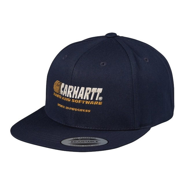Carhartt (カーハート) SOFTWARE CAP - Dark Navy