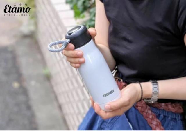 ZOKU ゾク ステンレスボトル 350ml【ホワイト】