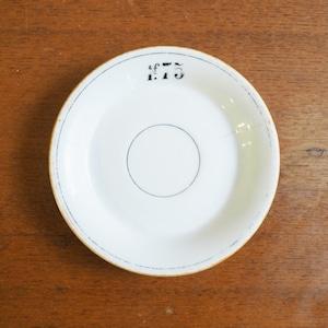 カフェの勘定皿