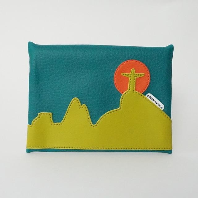 ジルソン・マルチンス TRIP LANDSCAPE MINI トリップランドスケープ ミニ 緑・黄緑・オレンジ