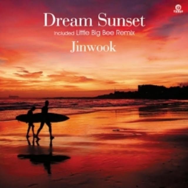 [新品7inch]   Jinwook - Dream Sunset (Dj Jinwook & Park Seung Bin)