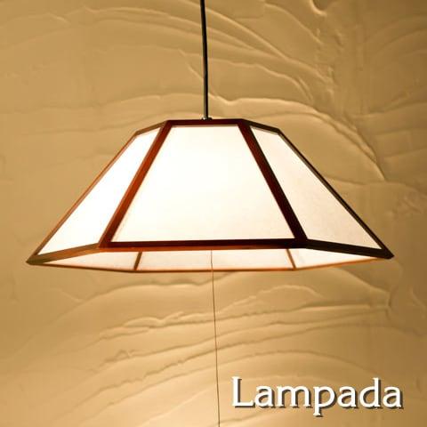 〔新洋電気〕 AP823 丹 tan  Lサイズ 3灯タイプ ペンダントライト