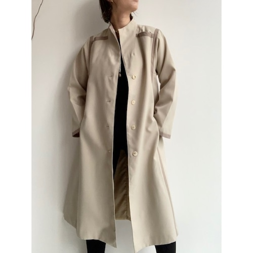 Vintage  ロングコート
