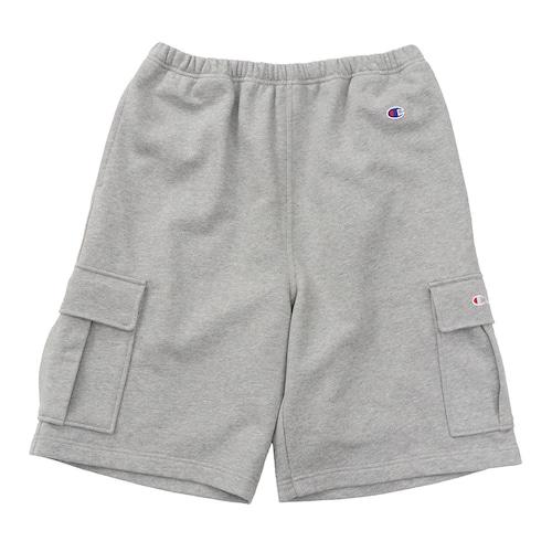 Cargo Pocket Shorts Oxford Gray