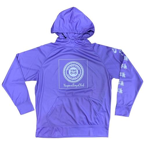 【YBC】Fiji Logo Training Hoodie Purple