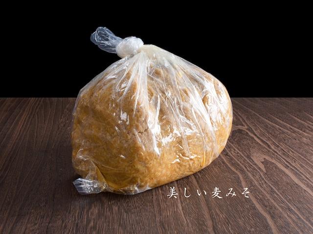 美しい麦みそ 5kg  専用ダンボール函入