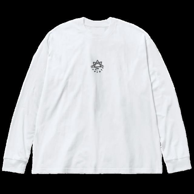 Mandala No.002 ビッグシルエットTシャツ   全2色