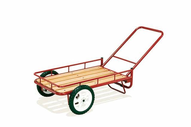 HangOut ハングアウト NIGURUMA NGM-7240 専用タイヤ NGM-OP2 取替 荷車 台車 カート 荷物 カゴ キャリー タイヤ 変える 大きい ウッド 荷台 丈夫 折りたたみ 小さく 簡単 収納 楽ちん