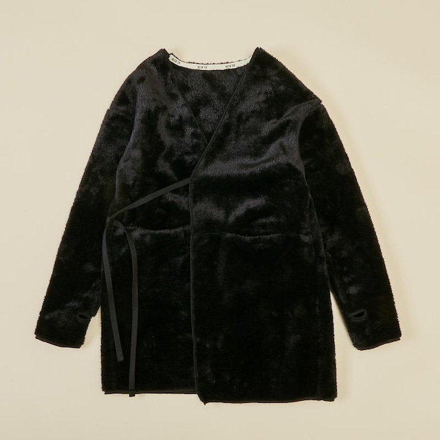 MOUN TEN. 0サイズ boa cardigan [21W-MT66-1043b] MOUNTEN.
