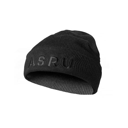 【ASRV】サーマルウールキャップ - Black / Black