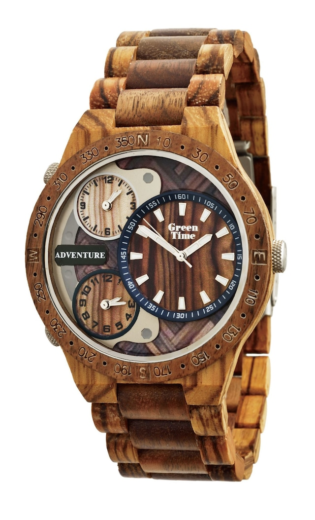 Green Time - Adventure ZW078A