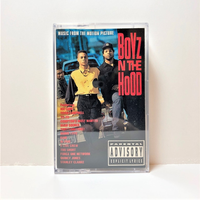 [中古カセット]  Various – Boyz N The Hood (Music From The Motion Picture)