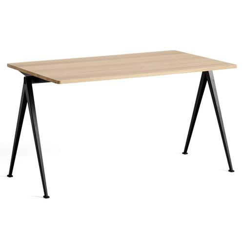 HAY(ヘイ) PYRAMID TABLE 01 オーク/ブラック