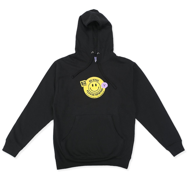 PICTURE SHOW BE KIND HOODIE BLACK