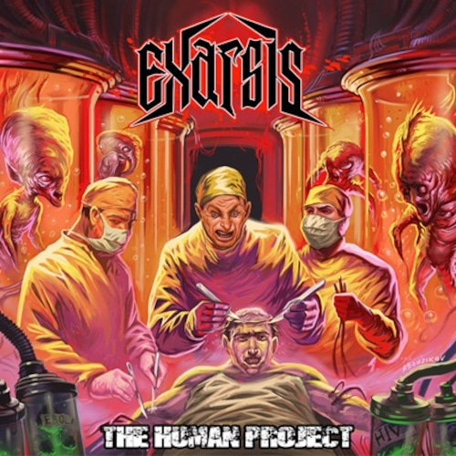 """EXARSIS """"The Human Project"""""""