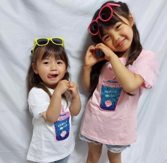 商品番号1170 キラキラジュースTシャツ