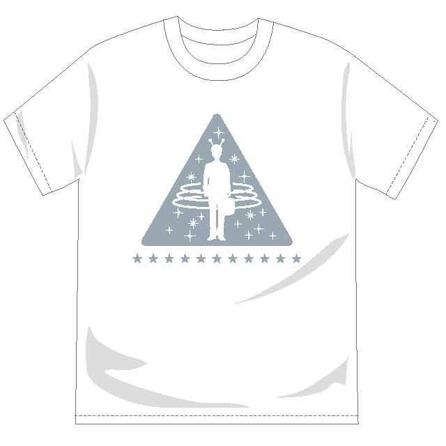 あ、安部礼司 あべエキスポ 銀箔 オリジナルTシャツ