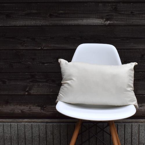 ヌードクッション/マクラ 55×35㎝ 日本製 長方形 中綿