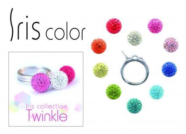 Twinkle_Ring(トゥインクル リング)イリスオリジナル ¥43890(税込)→¥18000(税込・送料込)