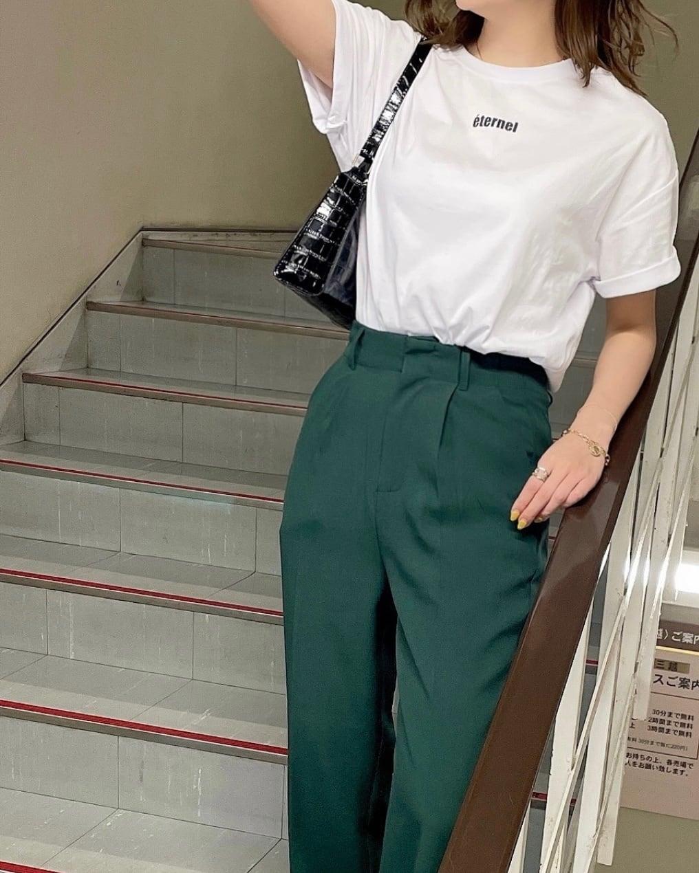Unisex:半袖Tシャツ
