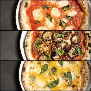 10種類から選べるお好きなピッツァ5枚セット