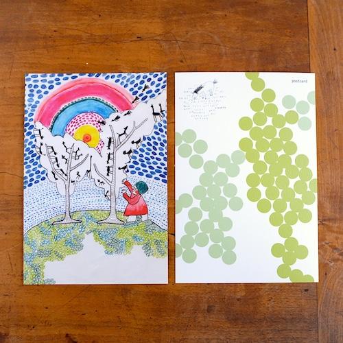 【CHIQON】postcard「共存」