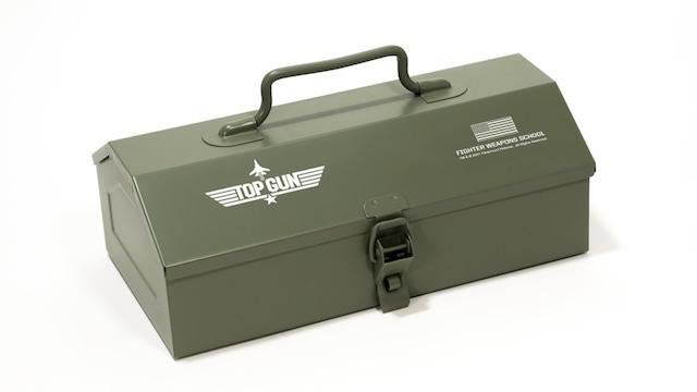 TOP GUN 山型ツールボックス / グルーヴガレージ