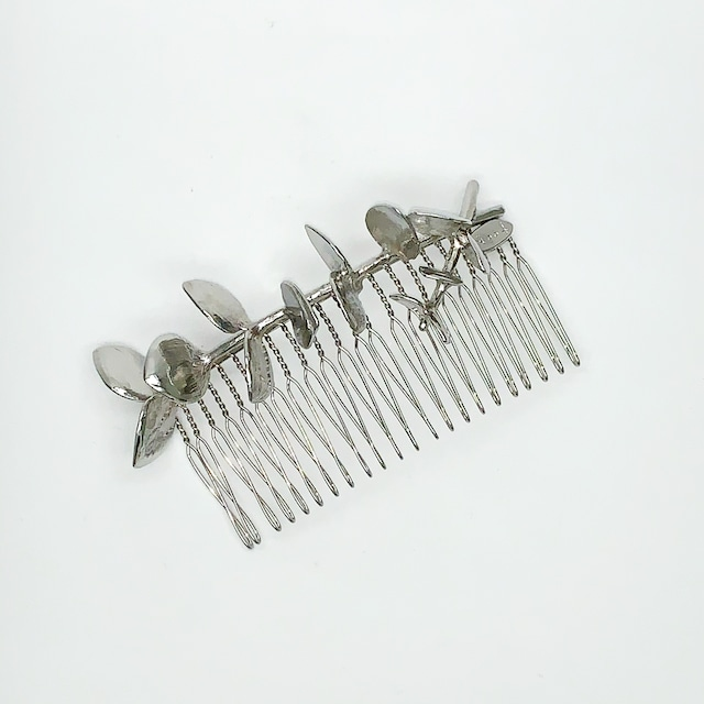 nood YUKARI comb シルバー