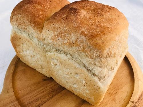全粒粉入り食パン(2斤)【vegan】