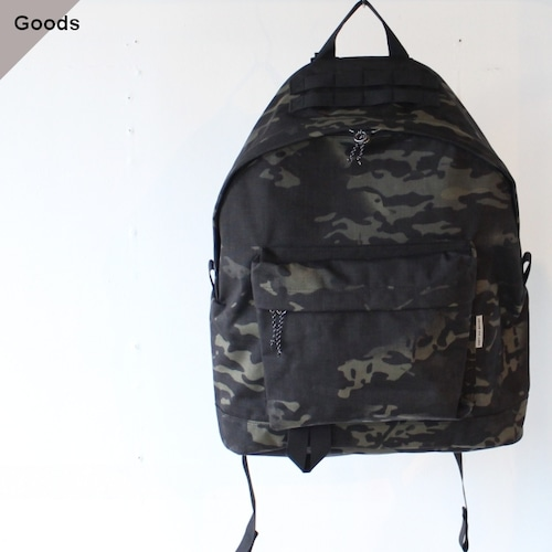 ENDS and MEANS エンズアンドミーンズ Daytrip Backpack バックパック Black Camo