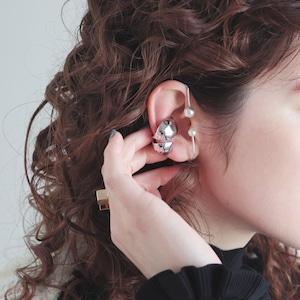 EAR CUFF    【通常商品】 PRIMAVERA SILVER EAR CUFF SET J    2 EAR CUFFS    SILVER    FBB030