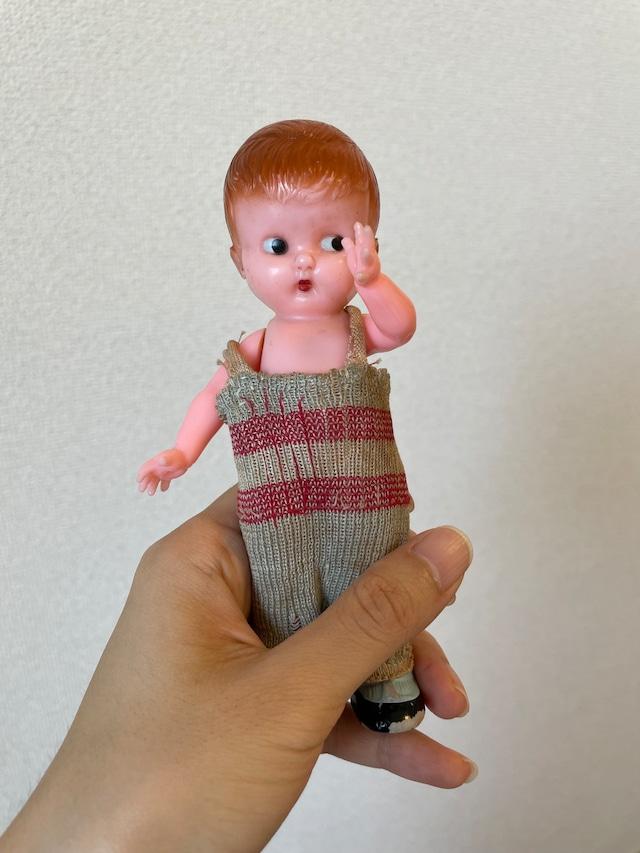 サロペットを着たお人形 / KNICKERBOCKER PLASTIC CO.
