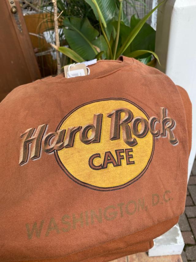 【USED】Hard Rock Tee《BRN》21383063